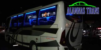 Harga Sewa Bus Pariwisata di Banyuwangi Murah Terbaru