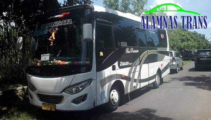 Harga Sewa Bus Pariwisata di Bojonegoro Murah Terbaru