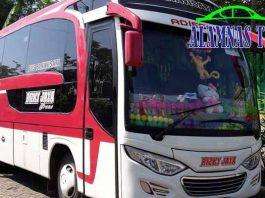 Harga Sewa Bus Pariwisata di Gresik Murah Terbaru