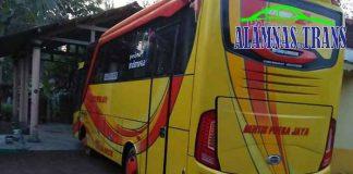 Harga Sewa Bus Pariwisata di Magetan Murah Terbaru