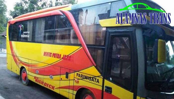 Harga Sewa Bus Pariwisata di Ngawi Murah Terbaru