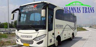 Harga Sewa Bus Pariwisata di Trenggalek Murah Terbaru