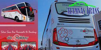 Daftar Harga Sewa Bus Pariwisata di Banjar Murah Terbaru