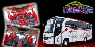 Daftar Harga Sewa Bus Pariwisata di Ciamis Murah Terbaru