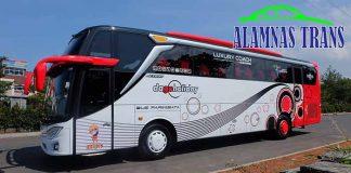 Daftar Harga Sewa Bus Pariwisata di Majalengka Murah Terbaru
