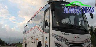 Daftar Harga Sewa Bus Pariwisata di Pandeglang Murah Terbaru