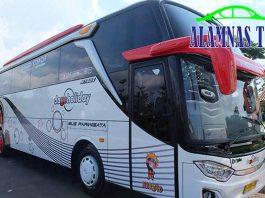 Daftar Harga Sewa Bus Pariwisata di Sukabumi Murah Terbaru